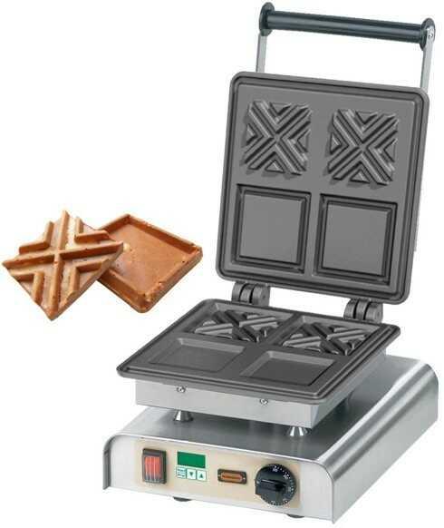 Gofrownica X-Waffle 230V / 2,2kW