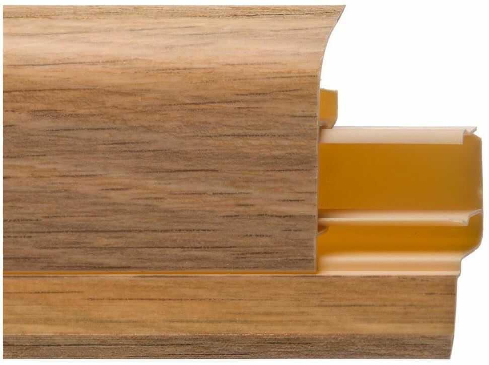 Listwa przypodłogowa pcv LM 60 Dąb Bourbon Arbiton
