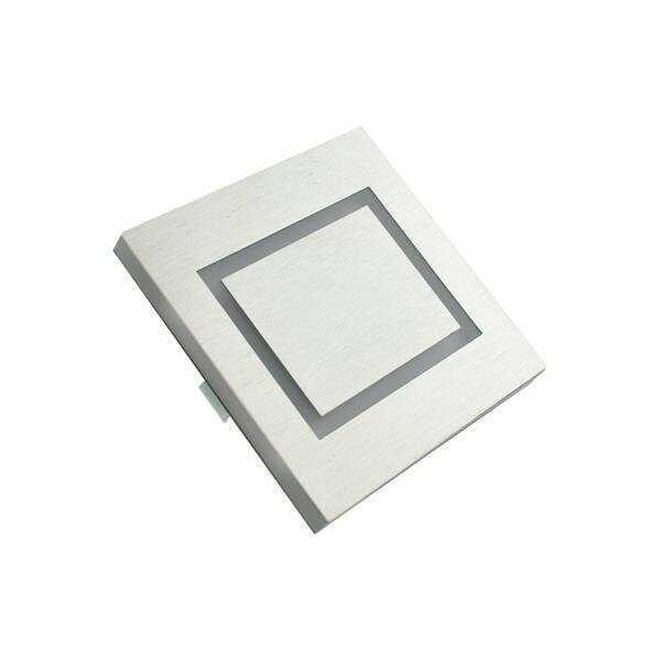 Oprawa schodowa LED 0,6W EVRA barwa zimna 6500K EKS4369