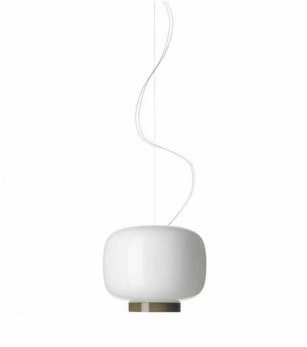 Chouchin 3 reverse biały - Foscarini - lampa wisząca