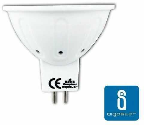 Żarówka LED MR16 4W Zimna 6400K 12V