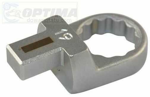 Nasadka Do Klucza Dynamometrycznego Do Odkręcania Końcówki Wtryskiwacza Denso, Rozmiar 19mm (Uchwyt 9x12mm)