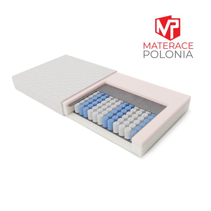 materac kieszeniowy BAJKOWY MateracePolonia 90x200 H1 + RATY
