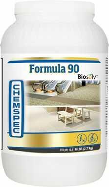 CHEMSPEC Formula 90 Powder - proszek do prania tapicerki materiałowej 2,72kg