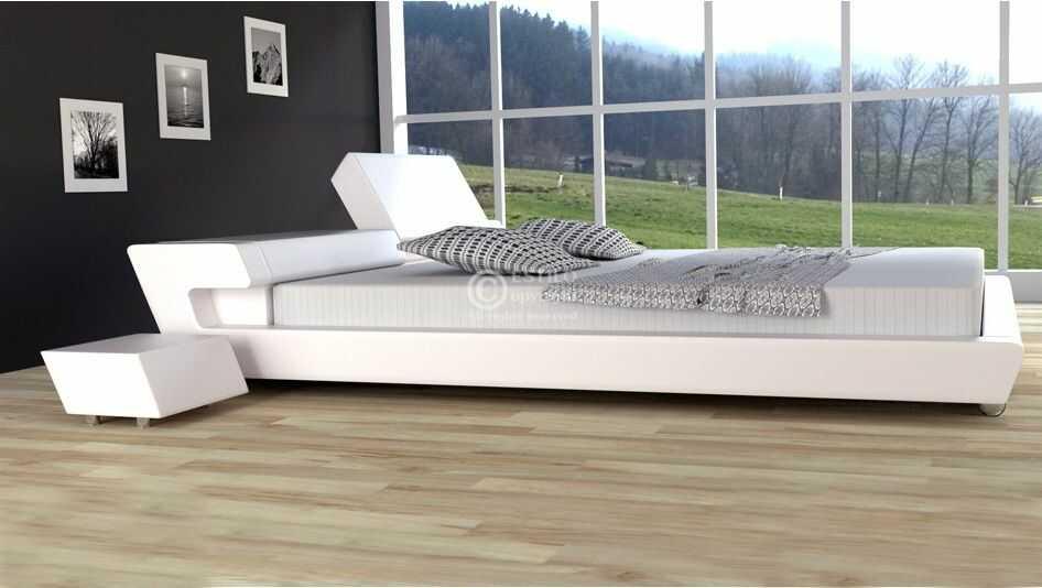 Łóżko sypialniane Diamond - velur