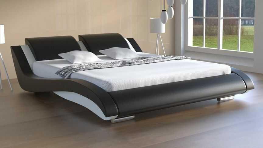Łóżko do sypialni Stilo-2 + materac bonellowy