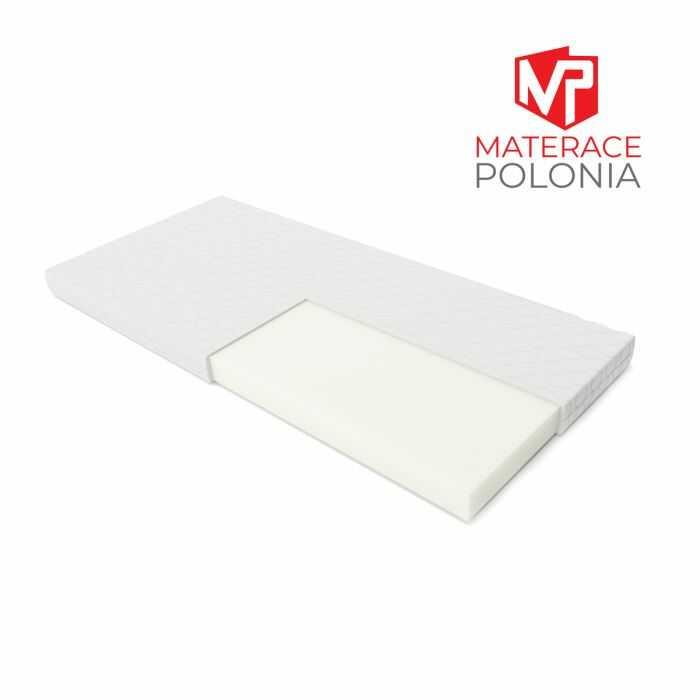 materac piankowy DWORSKI MateracePolonia 160x200 H2 + RATY