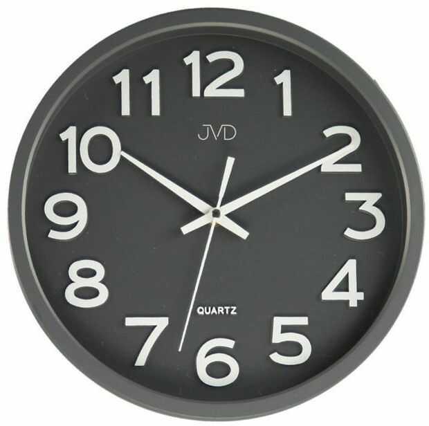 Zegar ścienny JVD HX2413.2 Cichy mechanizm