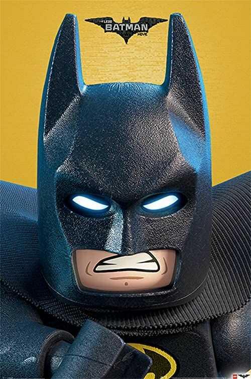 empireposter 753793, Lego Batman Close Up plakat