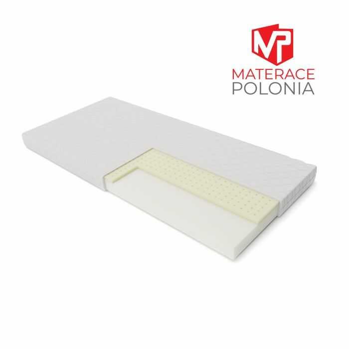 materac piankowy GÓRSKI MateracePolonia 140x200 H2 + RATY