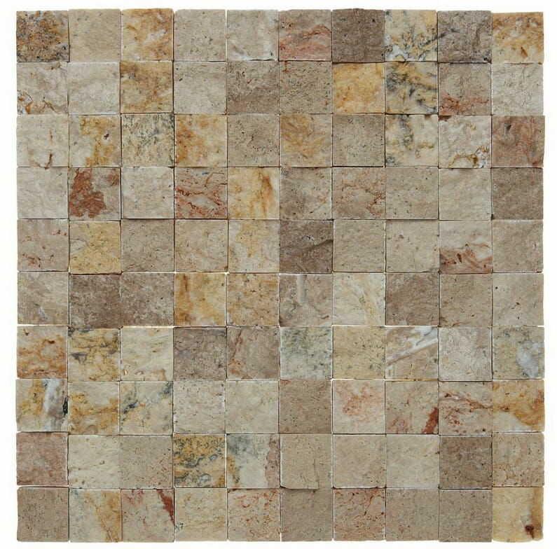 DUNIN Zen mozaika kamienna Travertine Rock 30