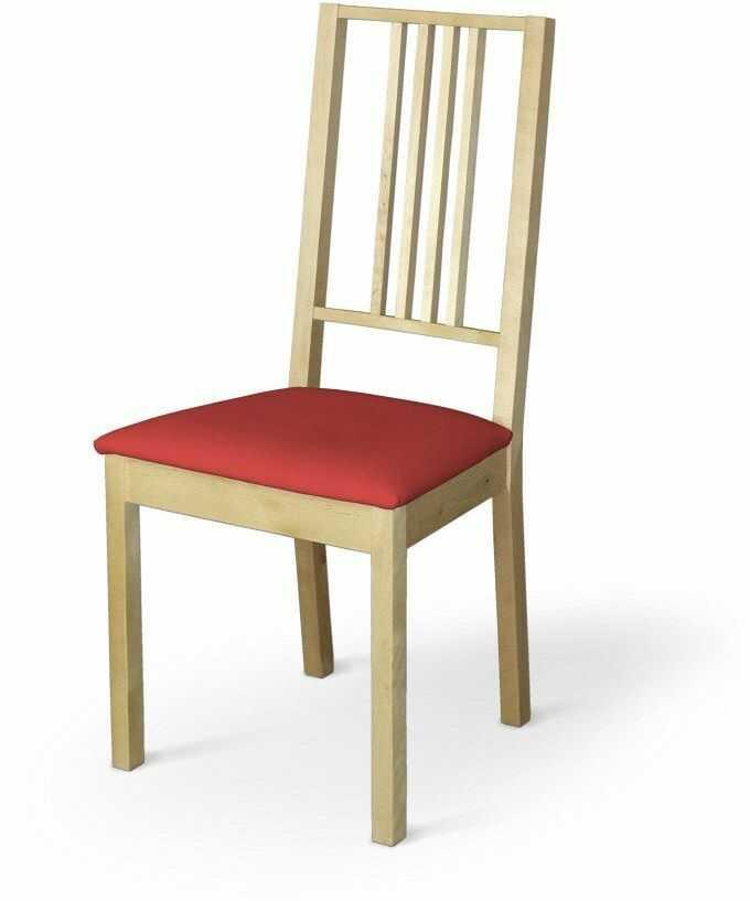 Pokrowiec na siedzisko Börje, czerwony, siedzisko Börje, Loneta