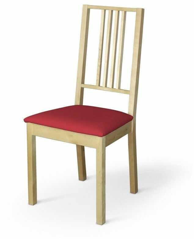 Pokrowiec na siedzisko Börje, czerwony, siedzisko Börje, Quadro
