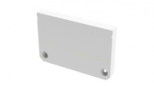 Zaślepka 1 sztuka do profilu nawierzchniowego Lumines ILEDO biała