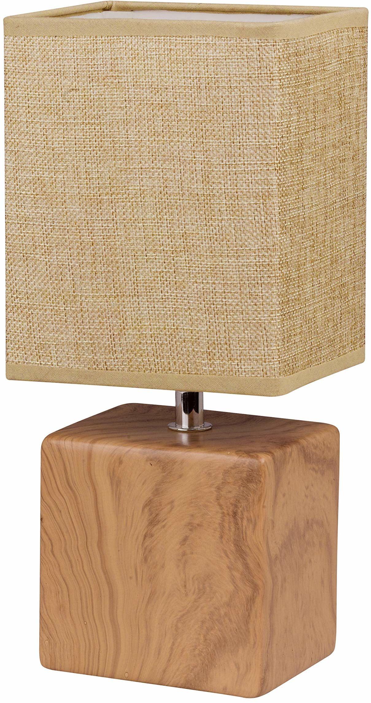 Honsel Leuchten lampa stołowa Log 53561