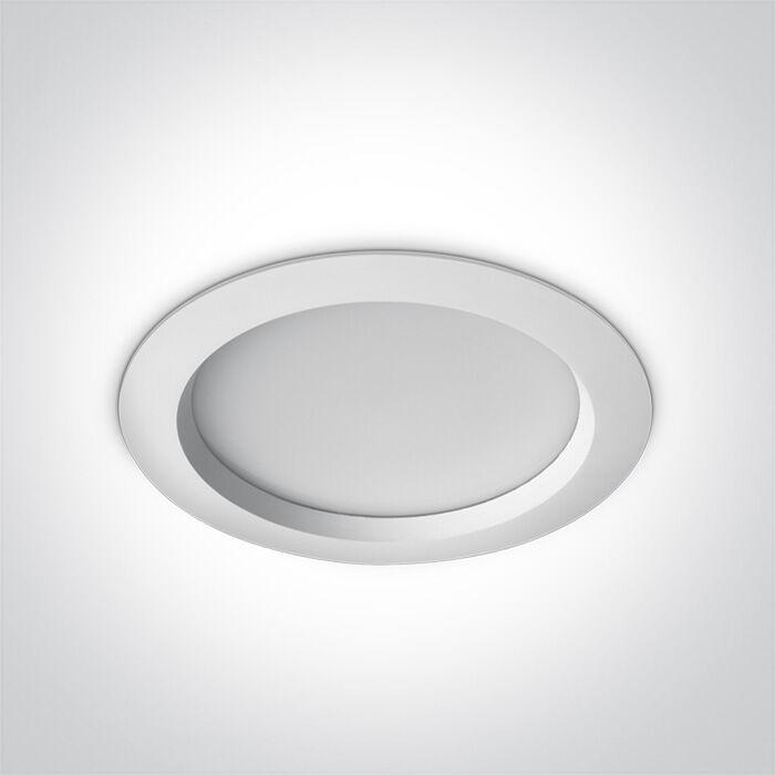 Oprawa do wbudowania Pomos 4 10125B/W/W - ONE Light  Sprawdź kupony i rabaty w koszyku  Zamów tel  533-810-034