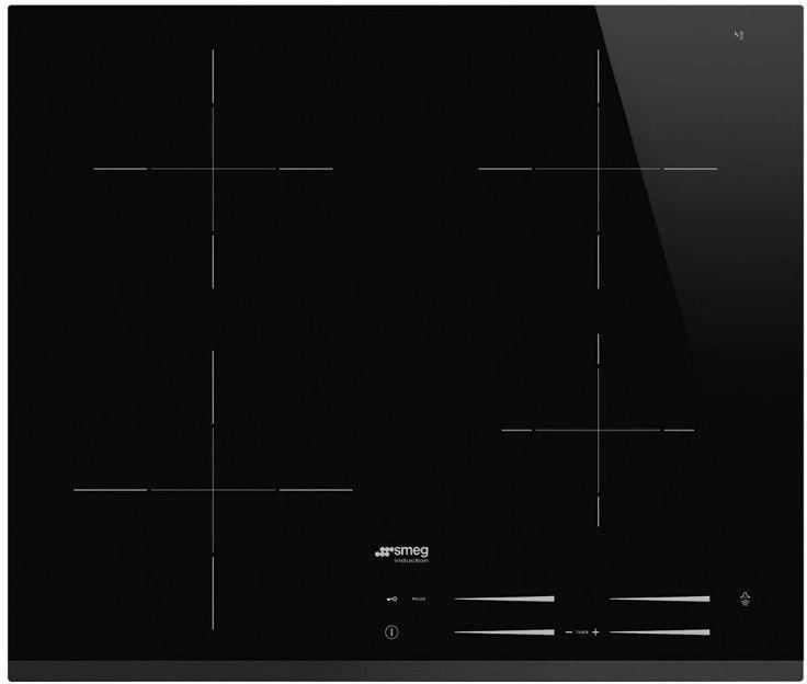 Płyta Indukcyjna Smeg SI7643B - Użyj Kodu - Raty 20 x 0% I Kto pyta płaci mniej I dzwoń tel. 22 266 82 20 !