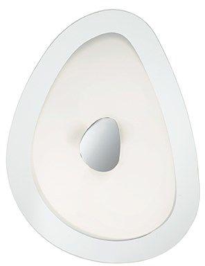 Plafon Geko PL4 116112 Ideal Lux biała oprawa w stylu design