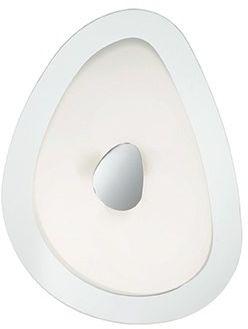 Plafon Geko PL3 D40 018508 Ideal Lux biała oprawa w stylu design