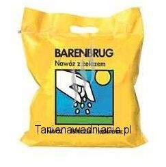 Nawóz Barenbrug mech-żelazo 5kg