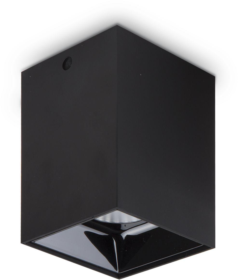 Plafon Nitro 15W Square Ideal Lux nowoczesna oprawa sufitowa