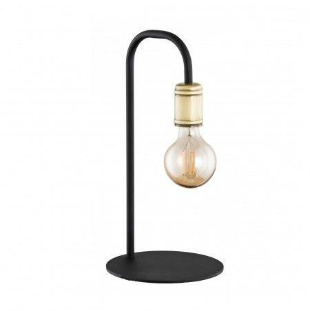 Retro lampka stołowa 1-punktowa 3023