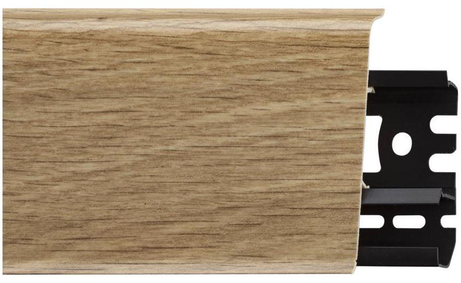 Listwa przypodłogowa pcv Dąb Bourbon Indo 70 mm Arbiton