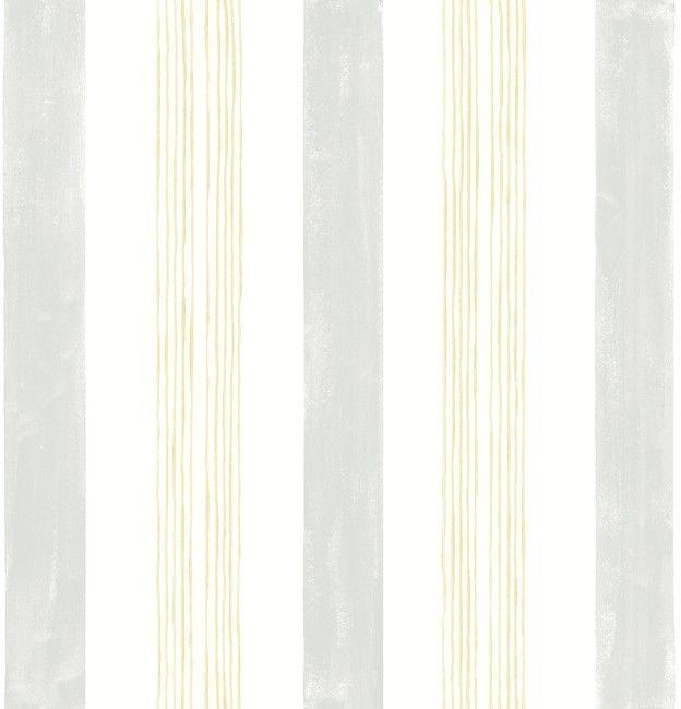 Tapeta flizelinowa GoodHome Eulophia żółta