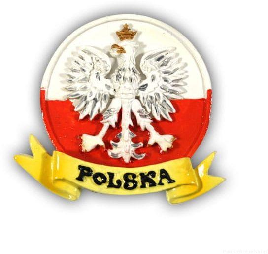 Magnes glazurowany Polska