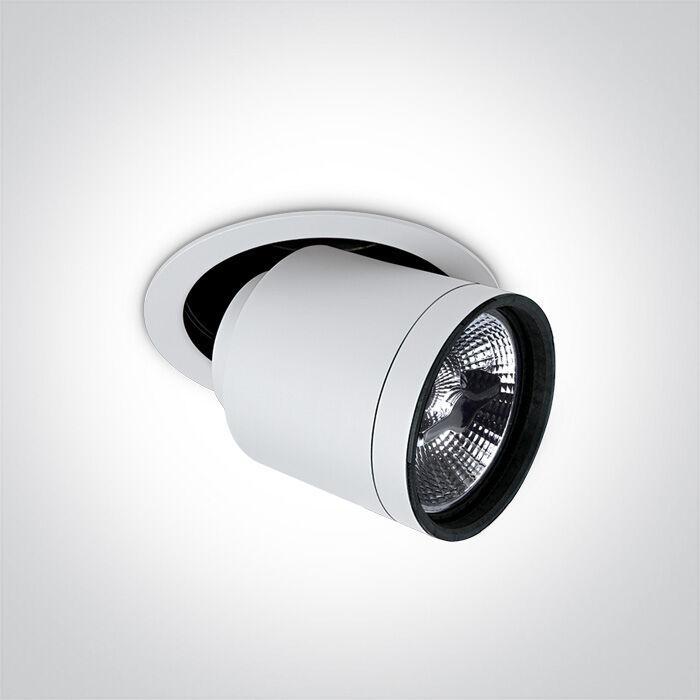 Oprawa do wbudowania Rodos 11110H/W - ONE Light  Sprawdź kupony i rabaty w koszyku  Zamów tel  533-810-034