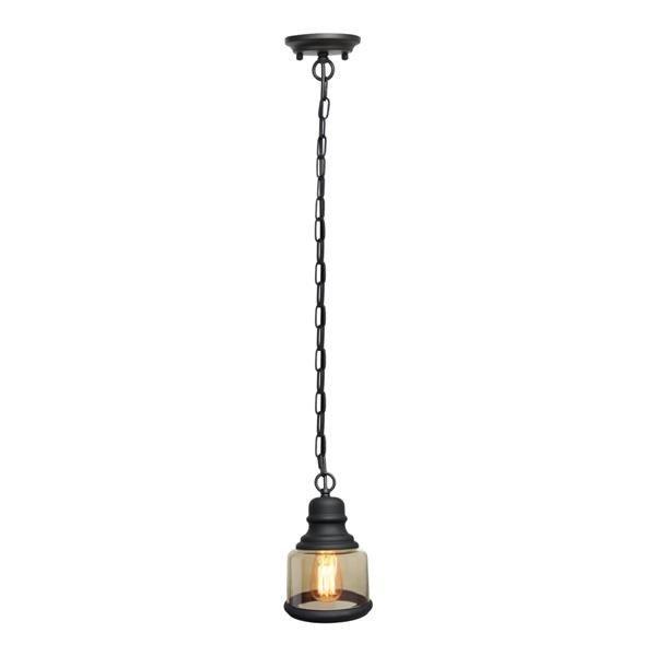 Lampa loft ANTIQUE z kloszem 300cm
