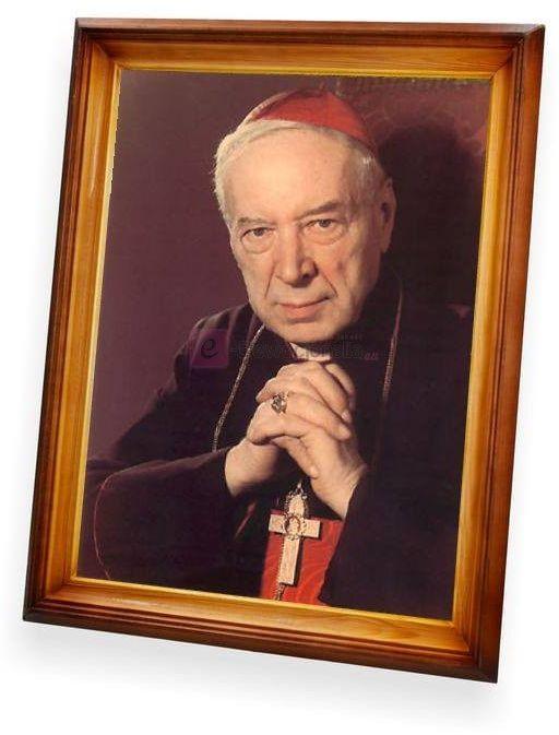 Obraz Kardynał Stefan Wyszyński - 47x37