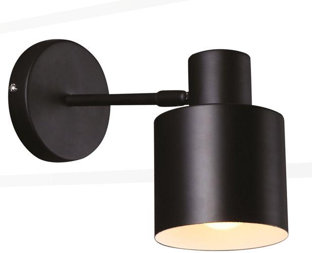 Kinkiet Black W0188 Maxlight