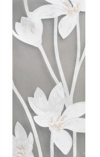 Firana tkanina firanowa LAGUNA FLOWERS 02