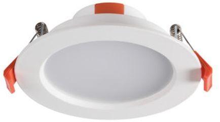 Oprawa downlight 6W LED 230V 4000K 390lm LED LITEN LED 6W-NW 25561