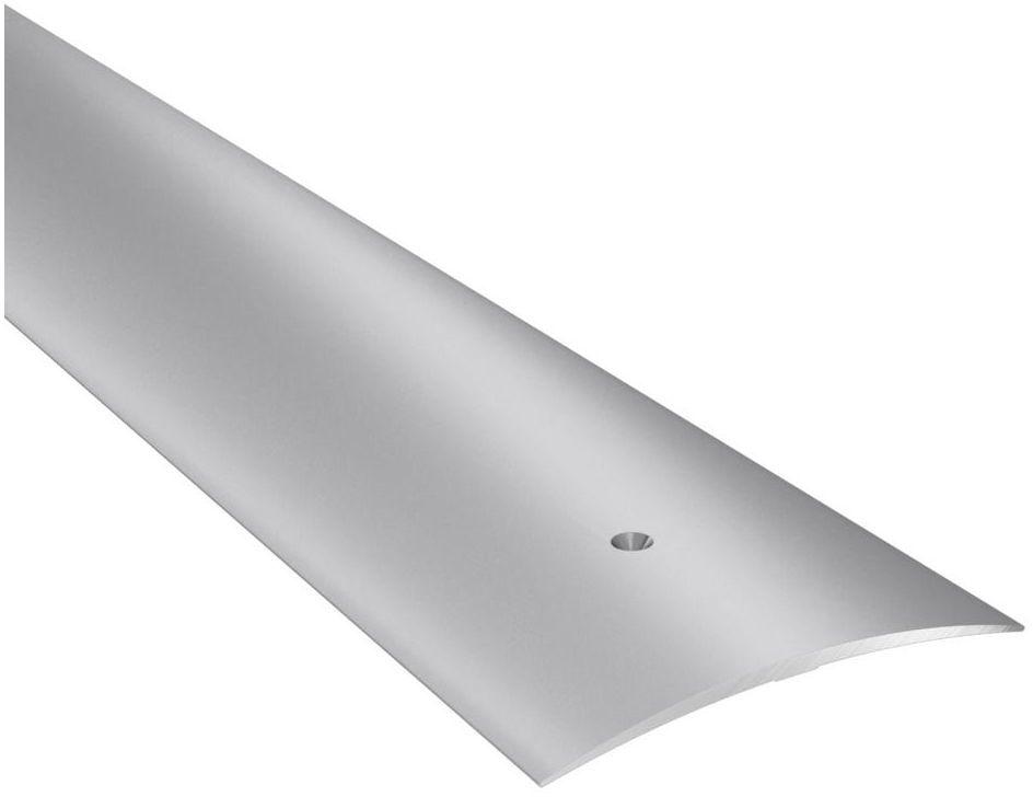 Profil podłogowy wyrównujący No.25 Srebrny 70 x 930 mm Artens