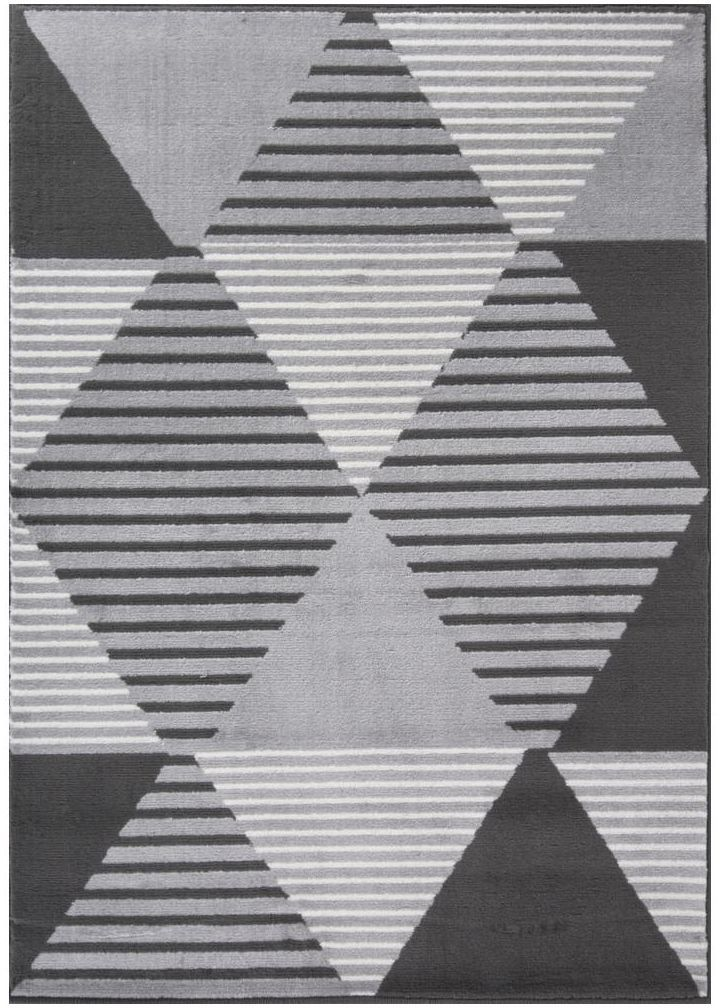 Dywan Pikos szary 120 x 170 cm