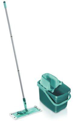 Zestaw z mopem płaskim LEIFHEIT Combi Clean M 55356 WYBRANY PIĄTY PRODUKT 99% TANIEJ