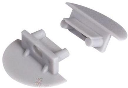 Zaślepka do profili aluminiowych STOPPER K 26589 (kpl.2szt.)