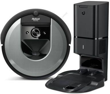 Robot odkurzający iROBOT Roomba i7+ (i7558)