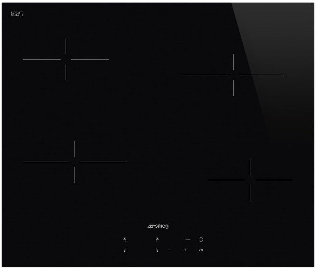Płyta Ceramiczna Smeg SE264TD - Użyj Kodu - Raty 20 x 0% I Kto pyta płaci mniej I dzwoń tel. 22 266 82 20 !