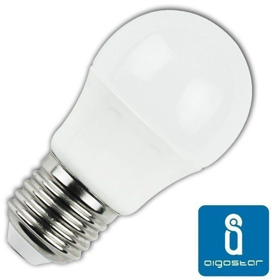 Żarówka LED E27 6W neutralna 4000K kulka G45
