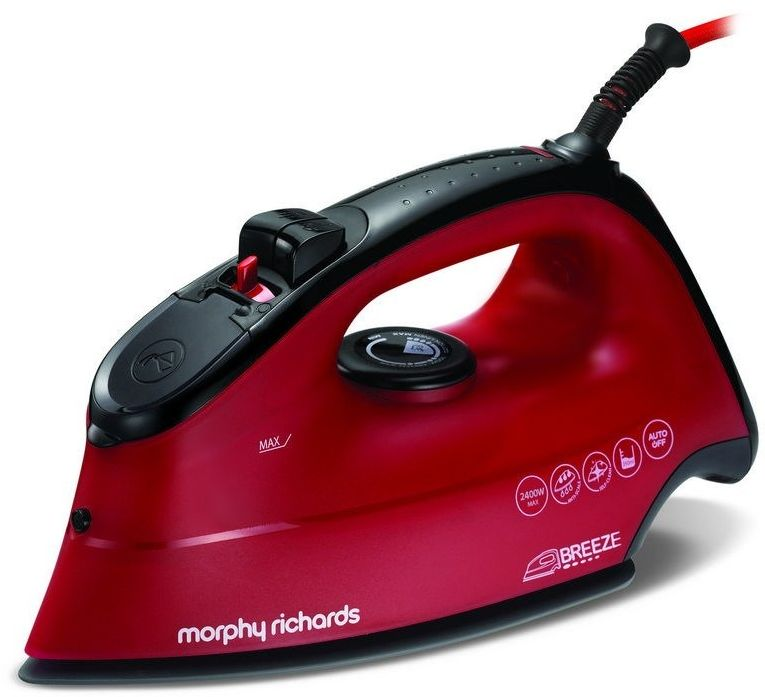 Morphy richards - żelazko breeze ionic