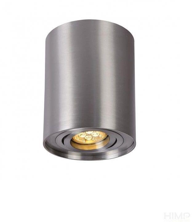 CHLOE GU10 NATYNKOWA GU10 250V IP20 93x124mm SREBRNY okrągła ruchoma