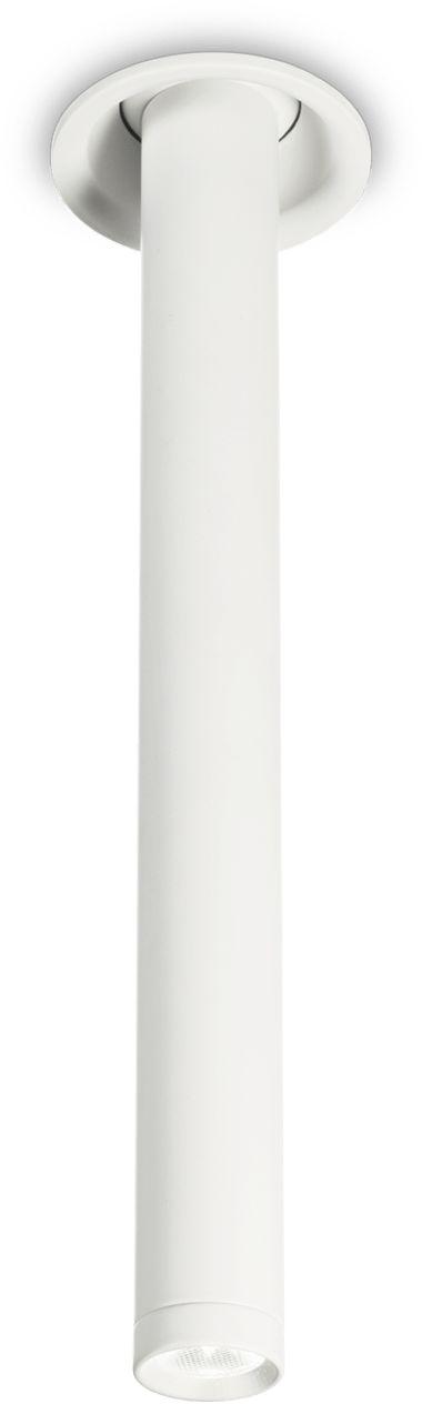 Oprawa wpuszcza Eye 186986 Idea Lux nowoczesna oprawa w kolorze białym