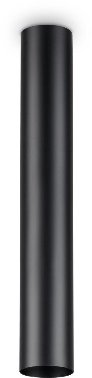 Plafon Look 233192 Ideal Lux nowoczesna oprawa w kolorze czarnym