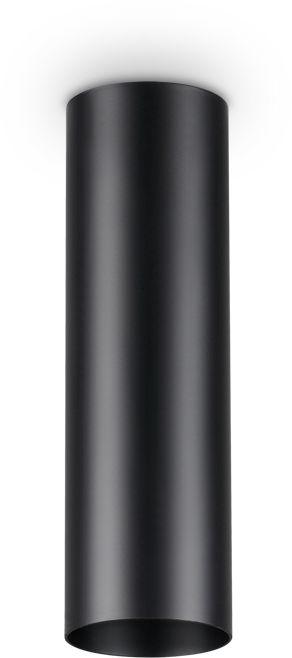 Plafon Look 233062 Ideal Lux nowoczesna oprawa w kolorze czarnym