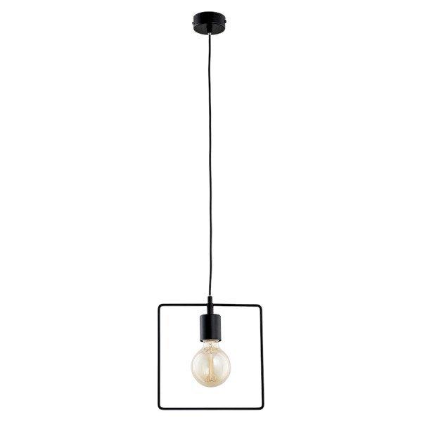 Lampa kwadrat CARVI SQUARE 25cm