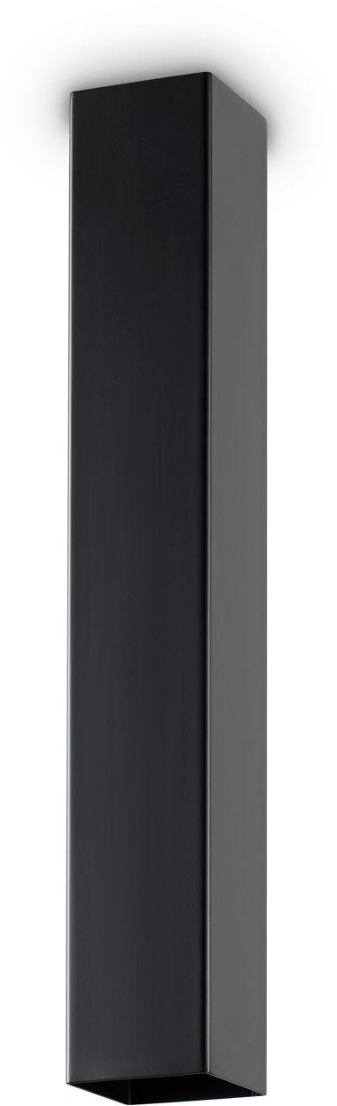 Plafon Sky 233826 Ideal Lux nowoczesna oprawa w kolorze czarnym