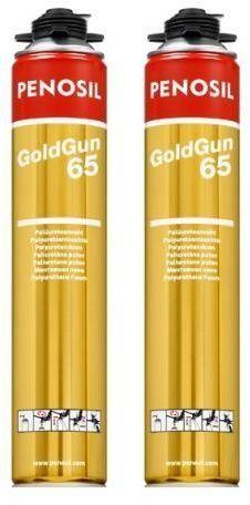 Pianka montażowa pistoletowa Penosil Gold 65